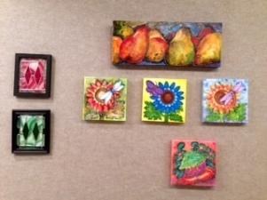 Gallery Exhibit Members and Workshops