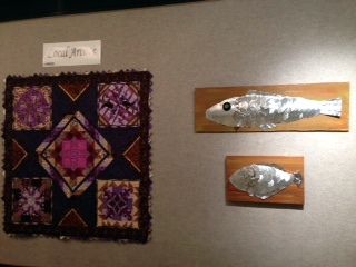 Quilt and Fish
