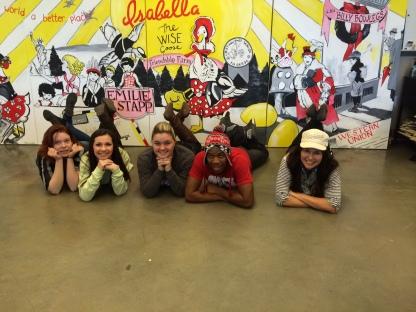 MGCCC-Perkinston Campus Art Students