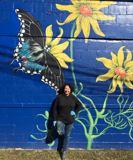 Perkinston Elementary School Mural Dedication January18th