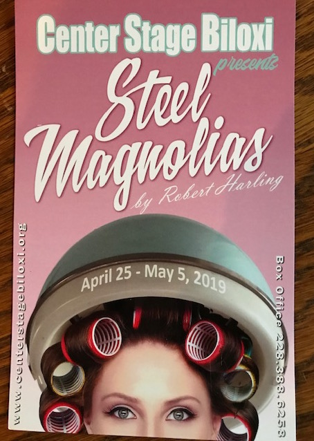 Steel Magnolias this Thursday at Center Stage Biloxi