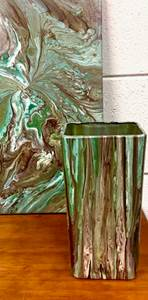 Acrylic Pour Painting Workshop Feb 1 with SherrySmith